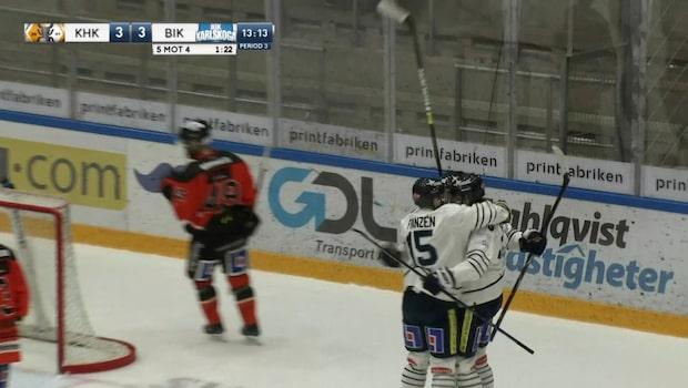 Höjdpunkter: Karlskrona-Karlskoga