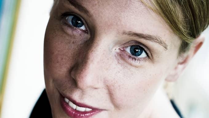 Elin Grelsson Almestad är författare och medarbetare på Expressens kultursida. Foto: EVA LINDBLAD