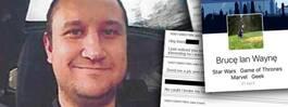 Polisen avslöjas som pedofil –efter meddelandena