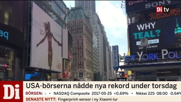 Så mår USA-börsen efter Trump
