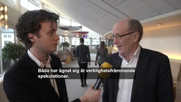 K-G Bergström om Centerpartiets och Liberalernas beslut