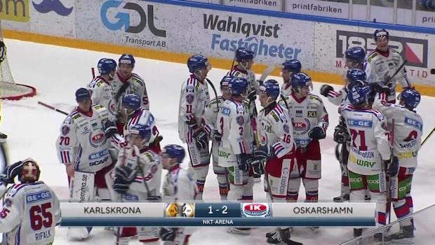 Highlights: Karlskrona-Oskarshamn