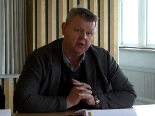 """Kommunalrådet: """"Största skogsbranden i kommunens historia"""""""