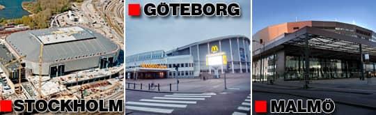 VInnaren. Det är tack vare Loreen och hennes seger i Eurovision som Malmö har chansen att ta hem evenemanget nästa år.