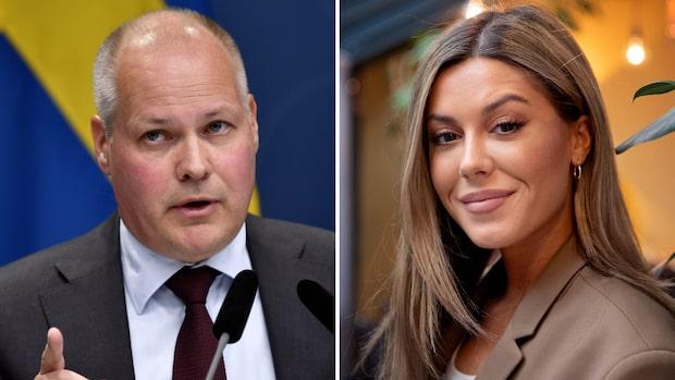 Regeringens hårda kritik efter  Bianca Ingrossos festnatt