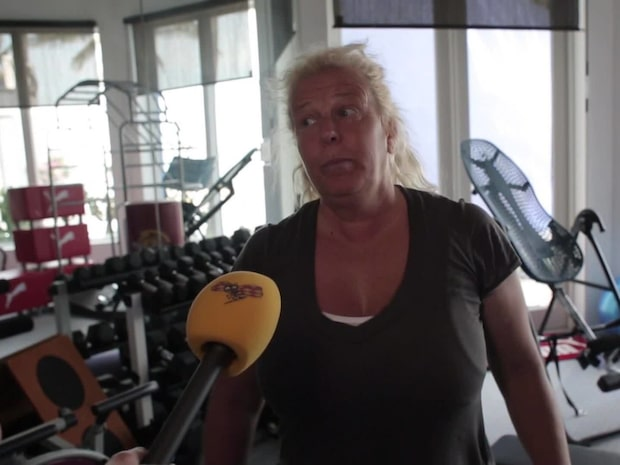Mia Parneviks kamp mot vikten