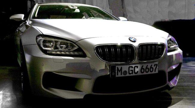 Sportig Lyx Bmw M6 Gran Coupé Avtäckt Allt Om Bilar Expressen
