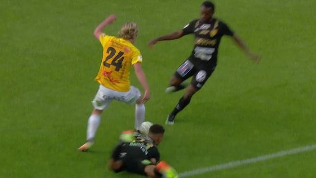 Highlights: Falkenberg-Syrianska 3-1