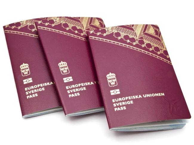 Svenskt medborgarskap är det bästa i världen, framför allt för den som reser mycket.