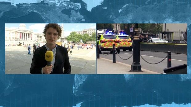 """Daniel Ingmo i London: """"En kvinna skadades allvarligt"""""""