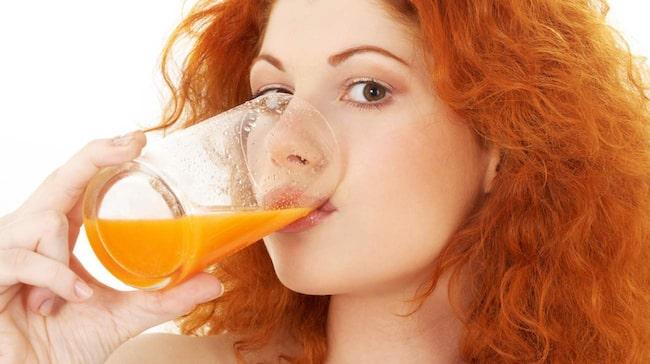 <span>Vissa juicer kanske är nyttiga ur näringssynpunkt, men skadligt för dina tänder. <br></span>