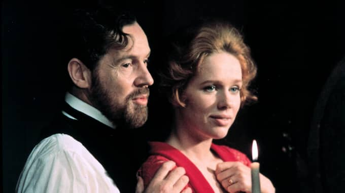 Erland Josephson och Liv Ullman. Foto: SF