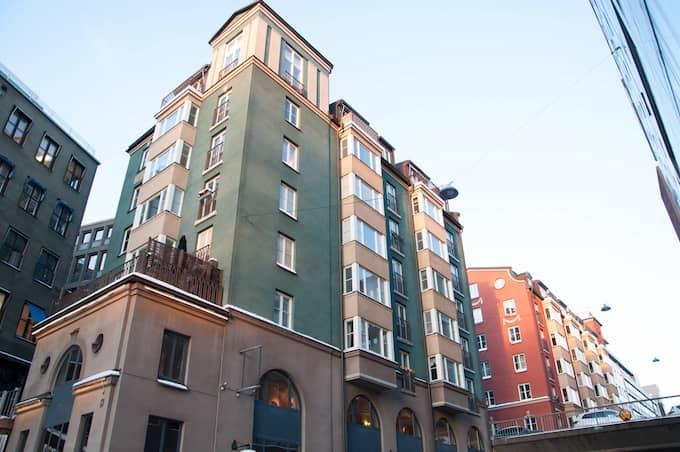 Bostadspriserna i Stockholm steg med 1,5 procent i februari. jämfört med januari. Foto: HENRIK ISAKSSON/IBL / /IBL
