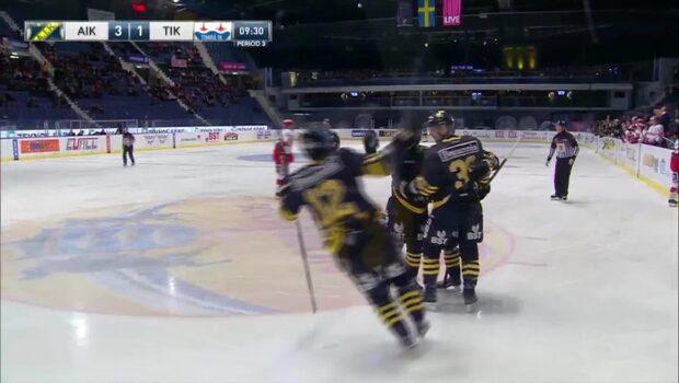 Höjdpunkter: AIK-Timrå