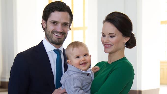 Prins Alexander flyttar förstås med sina föräldrar. Foto: PHOTO@ROYALCOURT.SE / PHOTO@ROYALCOURT.SE