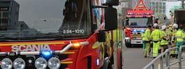 Bilister hamnade i bråk efter krock –ena föraren flydde