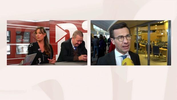 Carolin Dahlman, politisk redaktör Kristianstadbladet om dagens politik