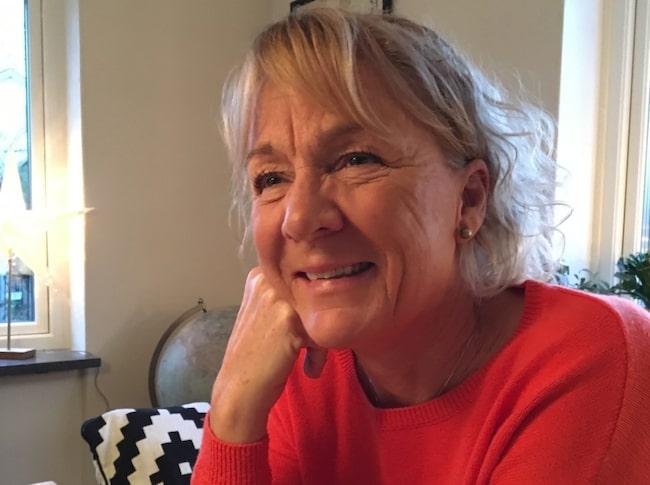 """Ann-Marie närmar sig pensionsåldern. Men det stoppar henne inte från att ta chansen att bli världsmästare: """"Jag vill visa att vi kan mycket mer än vi tror. Om vi bara vågar""""."""