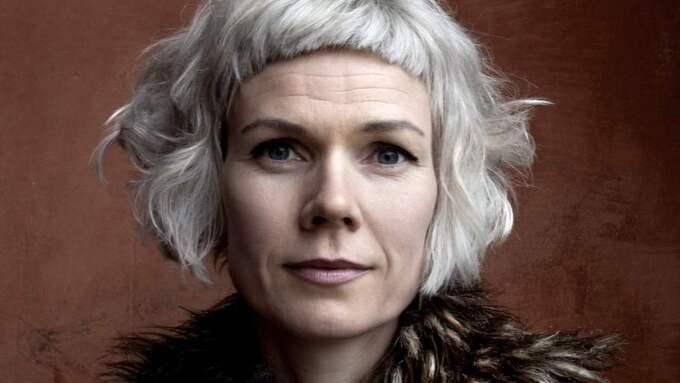 Originalet. Hanne Ørstaviks författarskap förebådade Knausgård. Foto: Linda Bournane Engelberth
