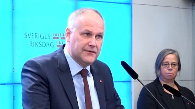 """Vänsterpartiets ilska mot Löfven: """"Obegripligt"""""""