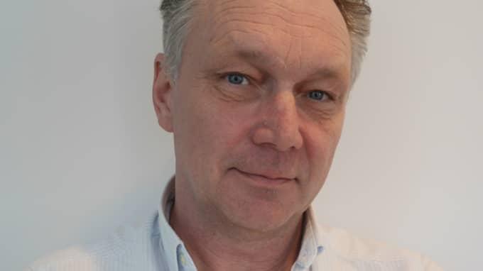 Lasse Söderman är redaktör på tidningen Skärgården. Foto: SKARGARDEN.SE