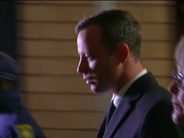 Fallet Pistoruis tas upp - för tredje gången