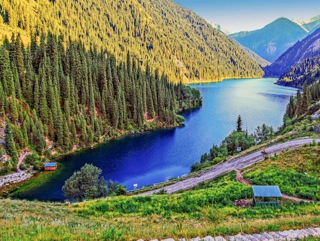 Kazakstan är ett av världens bästa resmål för introverta.