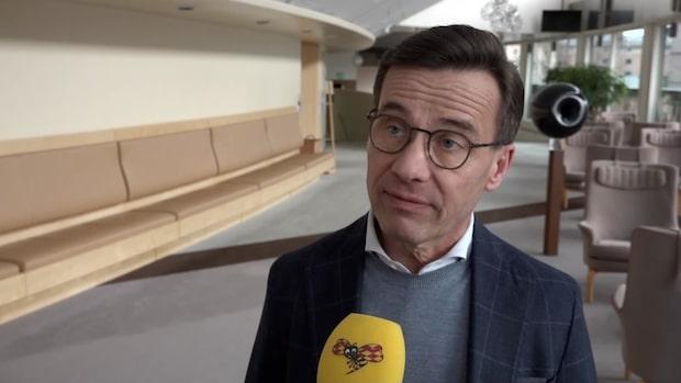 """Ulf Kristersson: """"Regeringen underkänner sin egen budget"""""""