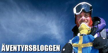 Fredrik Sträng har bestigit sex berg. Nu har han ett kvar.