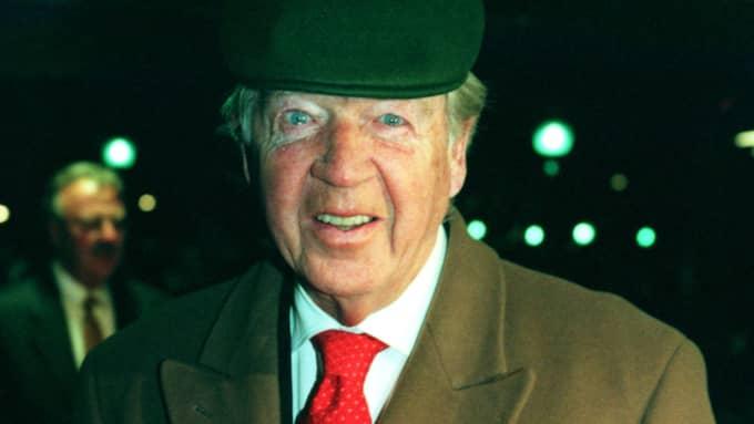"""Tidigare under kvällen kritiserade avlidne ryttarprofilen Anders Gernandts familj SVT för """"dåligt researcharbete"""". Foto: Björn Lundberg"""