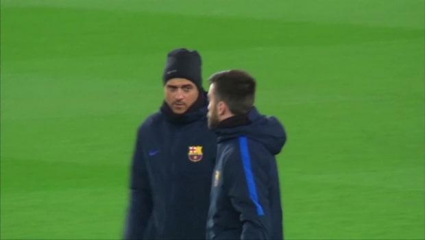 Barca-tränaren full av respekt för PSG