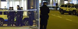 Yngre man skjuten på gatan i Malmö