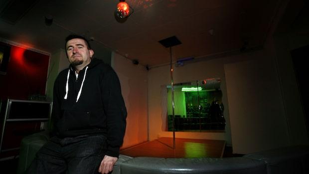 Strippklubbskungens ilskna hungerstrejk