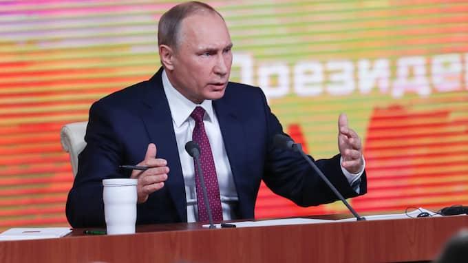 Vladimir Putin. Foto: WU ZHUANG / XINHUA