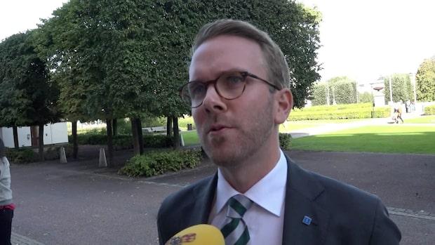 """Andreas Carlson (KD): """"Kommer absolut samtala med SD"""""""