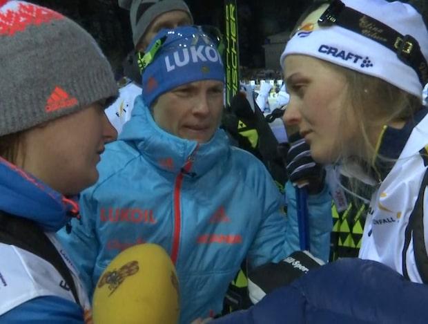 Nilssons förklaring till Matvejeva