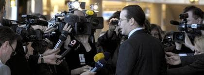 Finansminister Anders Borg. Foto: Anders Wiklund / Scanpix /