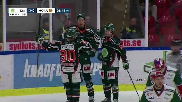 Höjdpunkter: Kristianstad–Mora