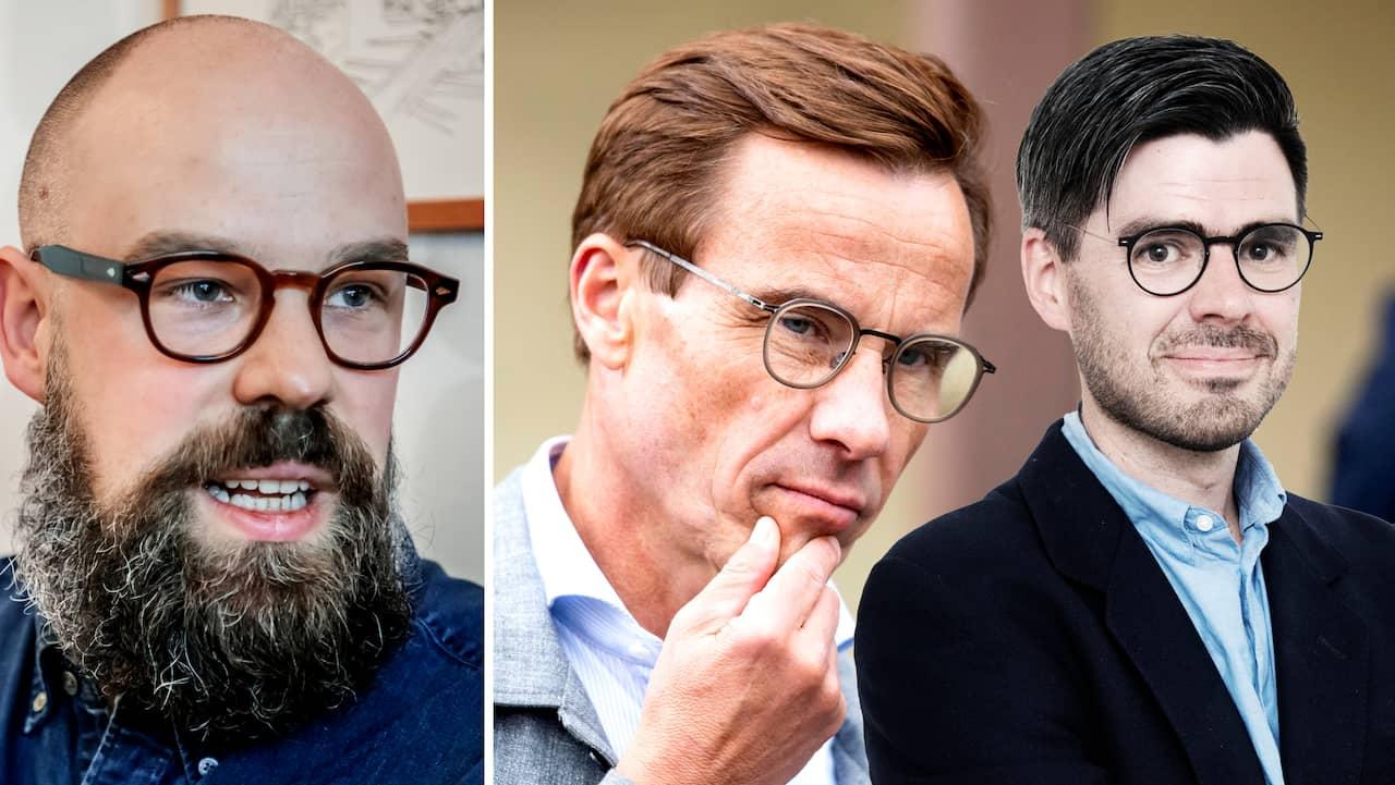 JOEL HALLDORF: Vem av dem kan skapa framtidens konservatism?