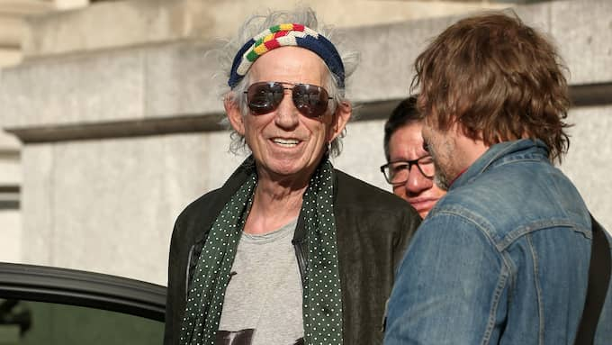 Keith Richards. Foto: CHRISTOPHER PETERSON/SPLASH NEWS / CHRISTOPHER PETERSON/SPLASH NEWS SPLASH NEWS