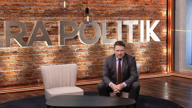 Bara politik 14 februari: Se hela programmet