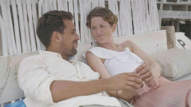 """""""Bonde söker fru""""-paret drabbades av malaria – mitt i coronapandemin"""