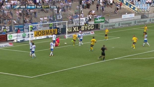 Drömminuter för Elfsborg - sätter två mål
