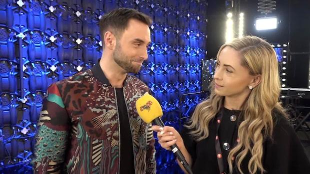 "Måns Zelmerlöw gästar Idol: ""Extra nervöst"""