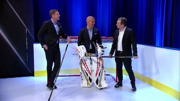 """Eriks hockeyskola: """"Jag är svag för box control"""""""