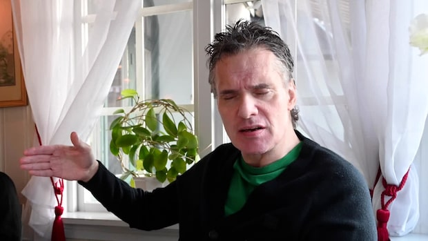 """Thorsten Flinck: """"Jag fick diskbråck efter samtalet"""""""