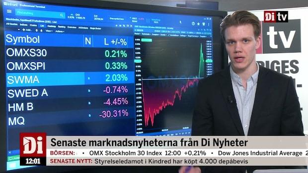 Di Nyheter 12:00 – Se hela programmet