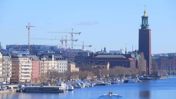 Trots att det byggs mycket i Stockholm är det svårt att hitta en bostad till ett acceptabelt pris, enligt många. Foto: Colourbox
