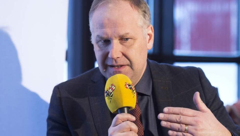 """Så säger de andra partierna om Nato Jonas Sjöstedt, partiledare Vänsterpartiet: """"Anledningen till att alliansen vill utreda Nato-medlemskap är att de vill gå med. Då tycker jag att man kan säga det rakt ut och ta debatten i stället"""" Foto: Sven Lindwall"""