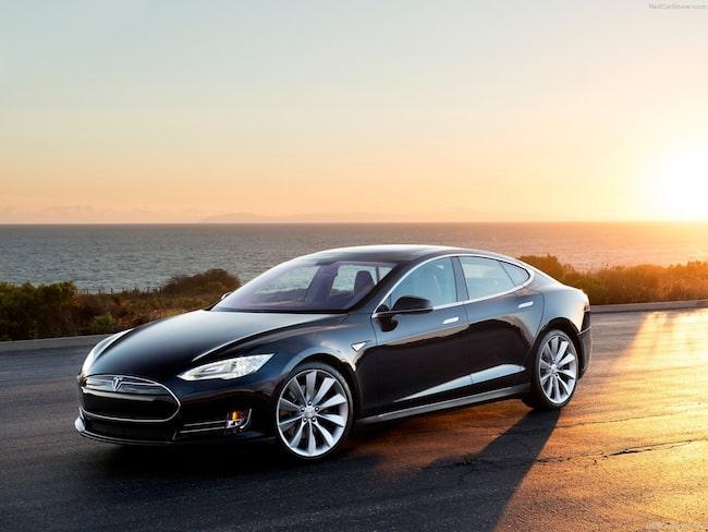 Dieselbilarnas tapp, intresset för Tesla Model S och andra miljöbilar har ändå inte ökat hos Wayke.